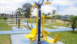 Cidade instalará oito academias ao ar livre em vários pontos da Cidade