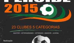 Campeonato Municipal de Futebol tem início neste sábado (23)