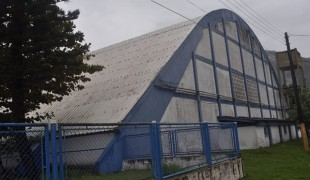 Prefeitura viabiliza obras de reforma no Ginásio Municipal Marcos Enzel Wizentier