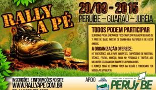 Rally a Pé promove 'maratona ecológica' neste domingo (20), em Peruíbe