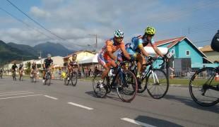 Atletas de Peruíbe vencem 5ª etapa do Campeonato Metropolitano de Ciclismo