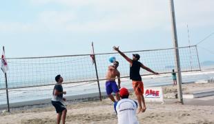 Festival de Esportes de Praia reúne centenas de atletas em Peruíbe