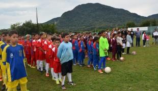 Com incentivos da prefeitura, Campeonato Municipal de Futebol de Base é retomado na Cidade