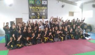Hapkido de Peruíbe é destaque em competição de Defesa Pessoal