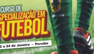 Peruíbe lança projeto arrojado na área do futebol e capacita comunidades esportivas