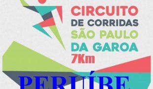 """Peruíbe recebe etapa do circuito de corridas """"São Paulo da Garoa"""", neste sábado (21)"""