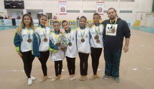 Peruíbe se destaca nos Jogos Abertos de São Bernardo do Campo