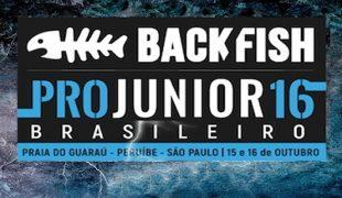 Peruíbe recebe Campeonato Brasileiro Pro Junior de Surf