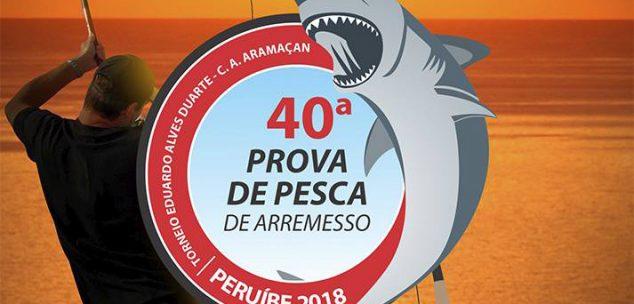 PERUÍBE SEDIA MAIS UMA PROVA DE PESCA DO CLUBE ARAMAÇAN