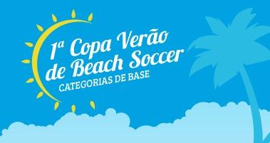 Primeira Copa de Beach Soccer será realizada no Município